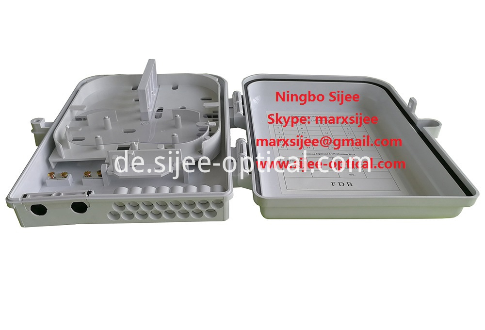 FTTH Fiber Optical Outdoor Junction Box