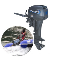 Powerful 15HP 2-Stroke Speeda Boat Outboard with CE