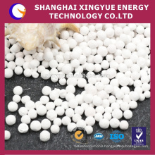 Ceramic and grinding alumina ball