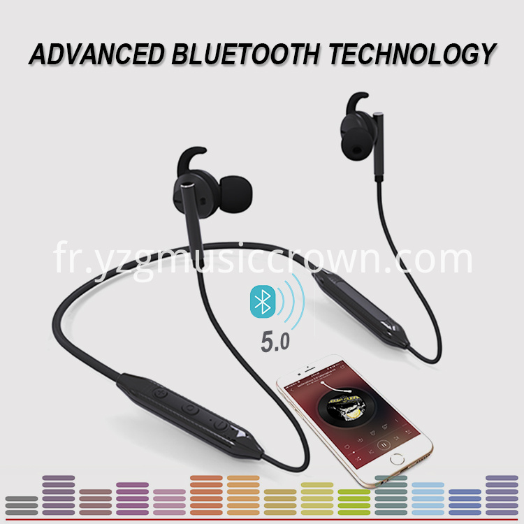ANC Earbuds Bluetooth technology