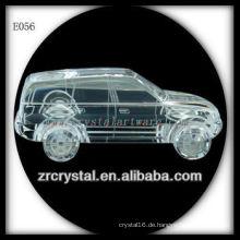 Zartes Kristallverkehrsmodell E056