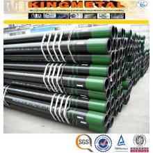 Tube / tuyau sans couture d'enveloppe d'huile d'acier au carbone d'api 5CT P110