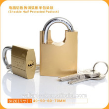 Essential Safety Shackle Half Protected Computer Key Padlock