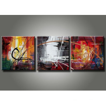 Cheap Latest Abstract Hand Made Oil Painting