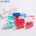 kit de perfusion iv fermeture de sac en plastique clip de suspension