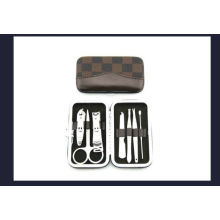 7-Piece Nail Tools Manicure Set, Made of Stainless Material