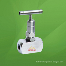Female Thread Needle Valve (GAMN-1)