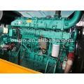 Китай генератор yuchai двигатель 400kw прицепа установлен дизельный генератор