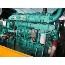 China Generator Yuchai Motor 400kw Anhänger montiert Diesel-Generator-Set