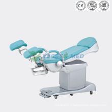 Fauteuil gynécologue d'opération électrique d'hôpital médical chaud de Ysot-Fs1