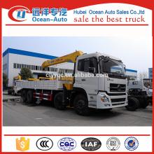 Тяжелый автокран Dongfeng Kinland с краном XCMG для продажи