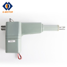 Waterproof electric linear actuator for hospital bed