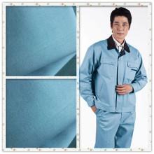 Moda iş giysisi üniforma kumaş boyalı