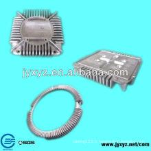 Shenzhen oem coulage profil de dissipateur de chaleur en aluminium industriel