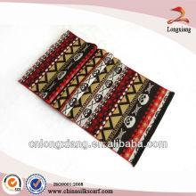 Echarpe à viscose en tissu tissé Nouveau design