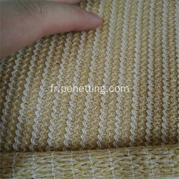3mx50m gros filet de couleur beige
