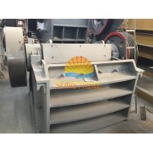 Alta capacidad de producción y alta trituración Effciency mandíbula trituradora para la minería