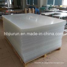 Folha plástica do vinil do PVC com espessura de 3mm
