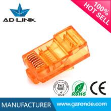 Conectores para cables electrónicos Cat5e / Cat6