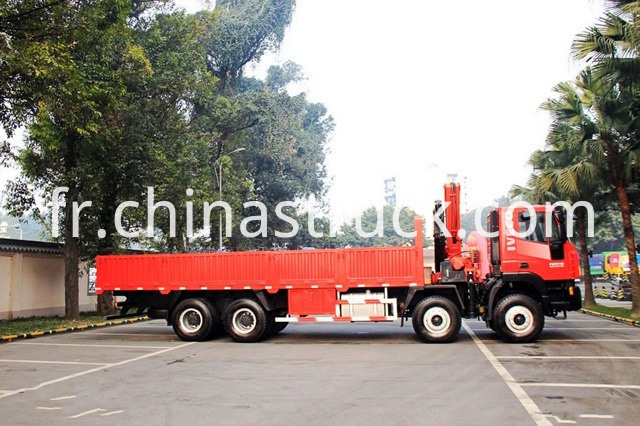 Iveco Lorry Crane 682 picture 2