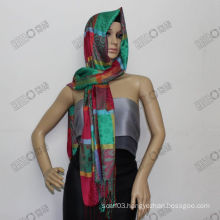 Fashion new design shawl HTC395-3