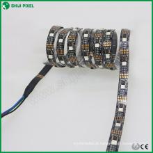 Iluminação mágica programável da fita do profissional dmx de 5v 32leds / m programável conduzida