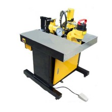 three-in-one hydraulic busbar processing machine
