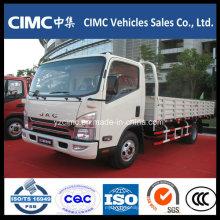 190HP 4X2 JAC Mini camión camión de carga de camiones en venta