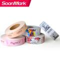 Custom printing logo clothing hang tags labels
