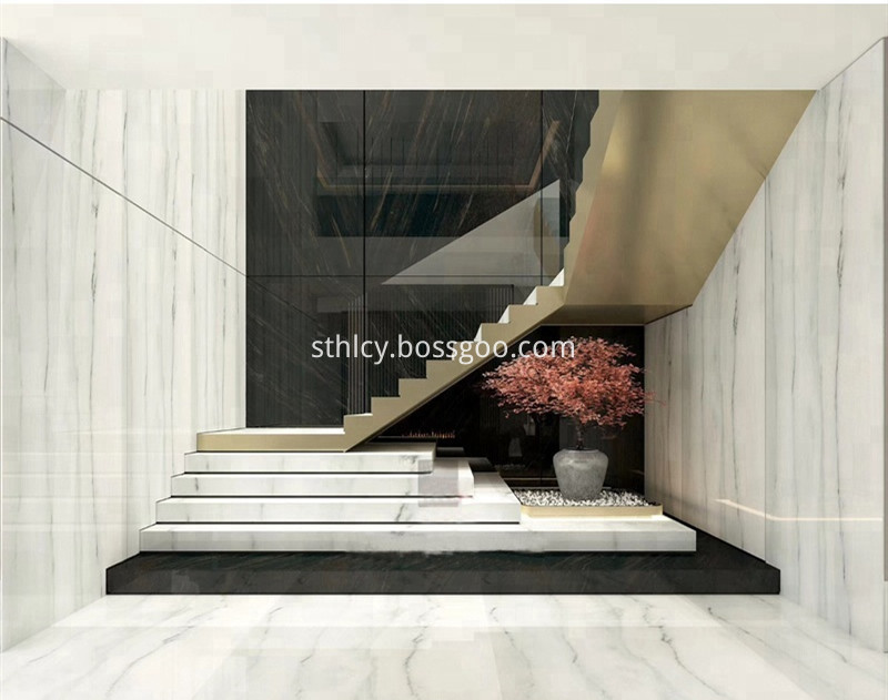 Marble Tile Wall