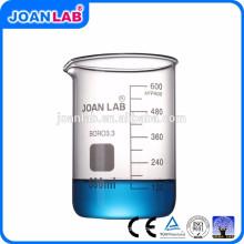 JOAN LAB Venda a quente Borosilicate 3.3 Copo de vidro fabricante