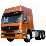 10 wheels 6x4 40tons Tractor Head Truck, tractor trailer head for sale