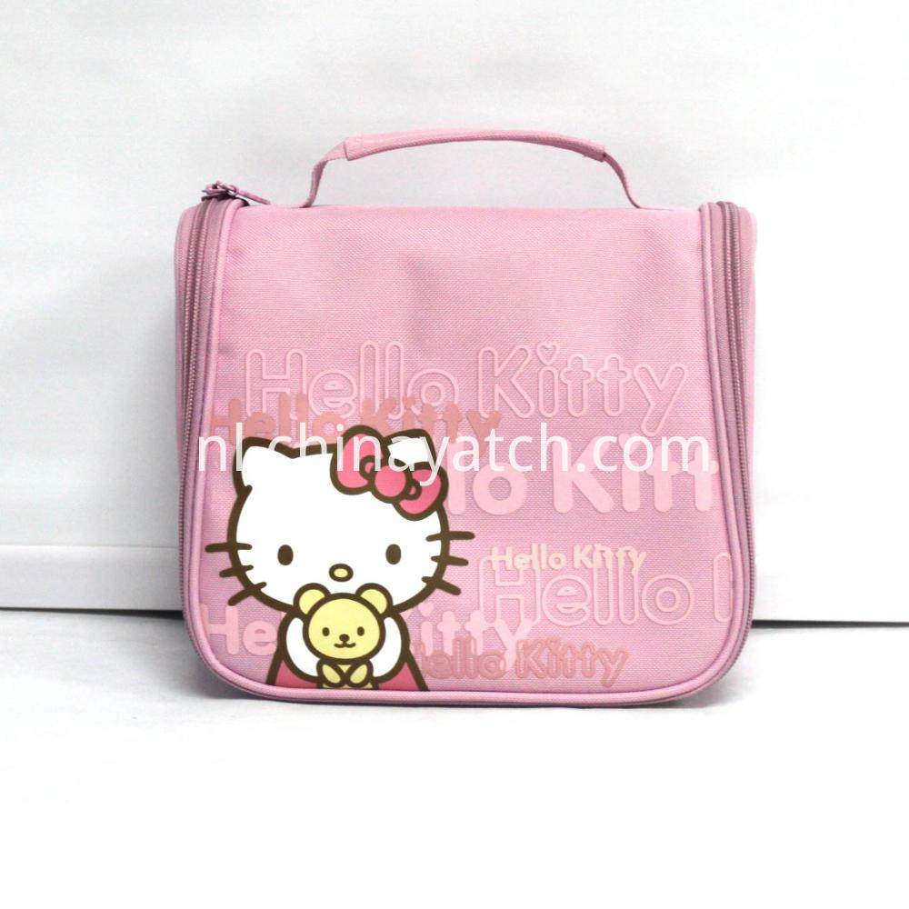 Cute Hello Kitty Waterproof Organizer Bag Set