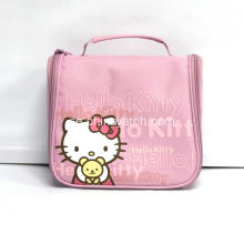 Gullig Hello Kitty Vattentät Organizer Bag Set