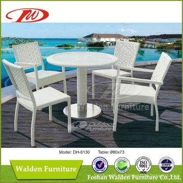 4 Sitzplätze im Freien Tisch Gartenstuhl (DH-6130)