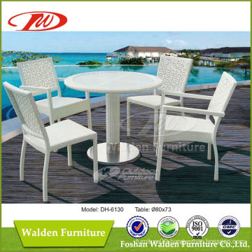 4 Seating Outdoor Table Garden Chair (DH-6130)