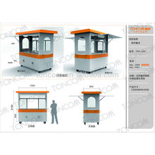 TSH-32A Mobile Kiosk Cart