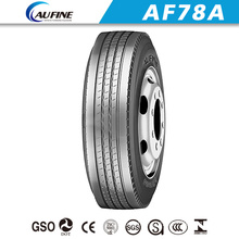 Aufine Heavy Duty Radial Tyre for Truck with Gcc