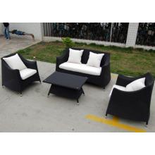 Outdoor Furniture Rattan Patio Furniture Sofa Set