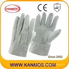 Перчатки из натуральной кожи для промышленной безопасности (11022)
