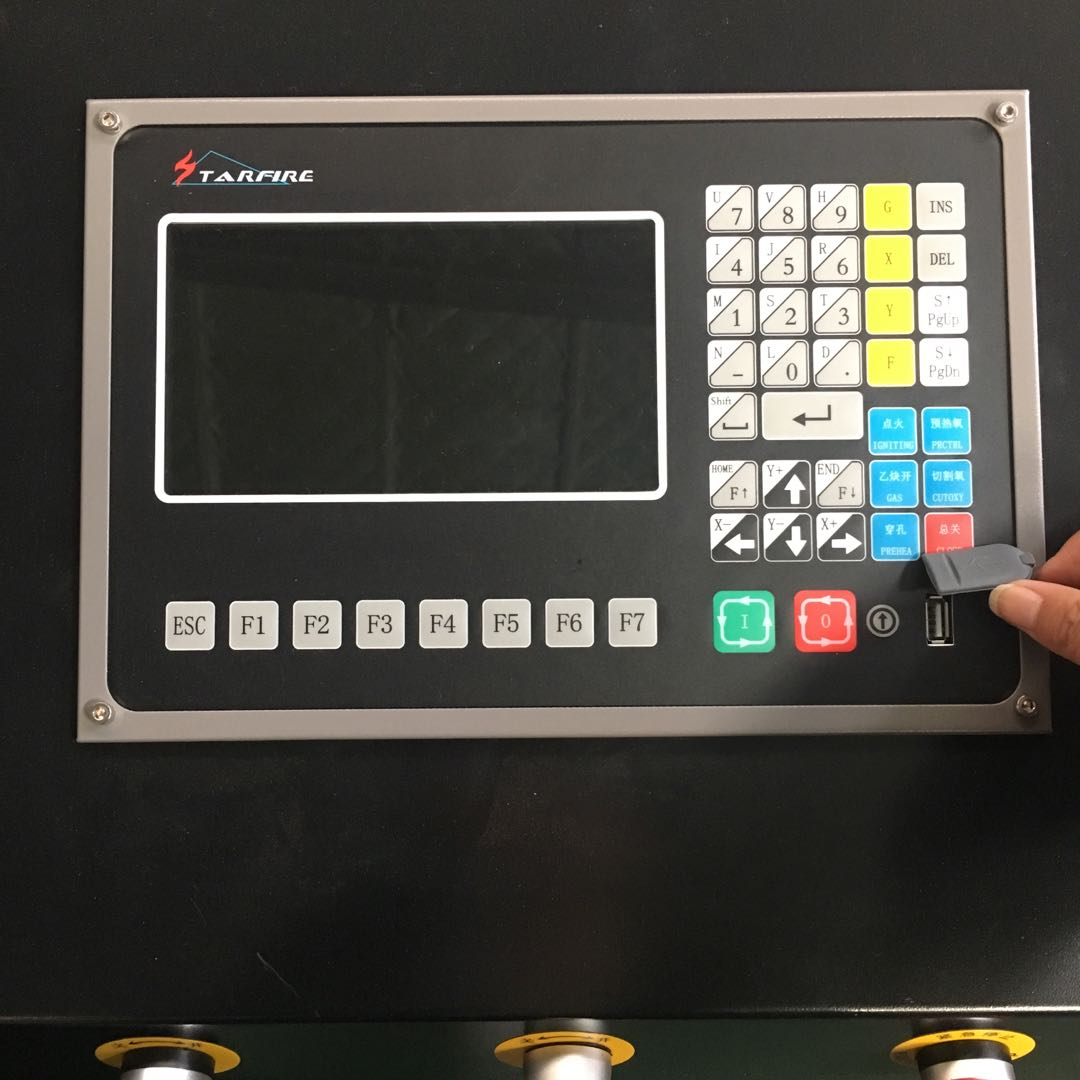 cnc controller for plasma