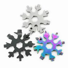 12 in 1 Hand Snowflake Multi Tools