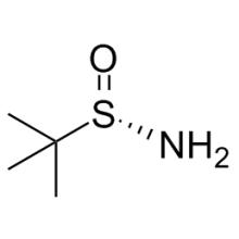 Chiral Chemical No. CAS 343338-28-3 (S) -2-Metil-2-Propanesulfinamida