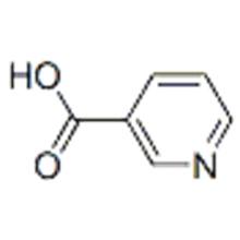 Nicotinic acid CAS 59-67-6