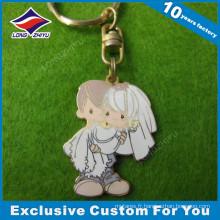 Cadeau de mariage en métal porte-clés cadeau