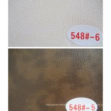 Material de couro do Furniture / Sofa feito em China