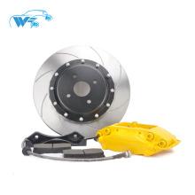 Racing performance des pièces de frein pour Hyundai accent voiture WT-f40 gros quatre étriers de frein à piston