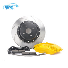 High performance WTf40 Four pistons fit 330*28mm For Nissan S14 car 17rim Racing Caliper Sport Brake System kit