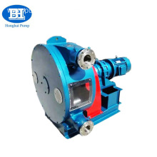 High Efficiency Peristaltic Hose Squeeze Concrete Pump