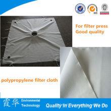 Poliéster de alta calidad / PP tela de filtro de aire industrial